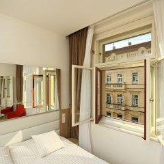 Отель Salvator Boutique Прага комната для гостей фото 2