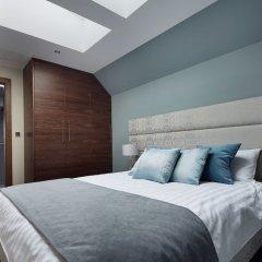 Отель Aparthotel Best Views Luxury Польша, Краков - отзывы, цены и фото номеров - забронировать отель Aparthotel Best Views Luxury онлайн комната для гостей фото 2