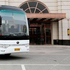 Fuyong Yulong Hotel городской автобус