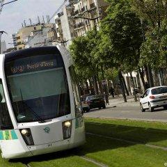Отель Mercure Paris Porte d'Orléans Франция, Монруж - отзывы, цены и фото номеров - забронировать отель Mercure Paris Porte d'Orléans онлайн городской автобус