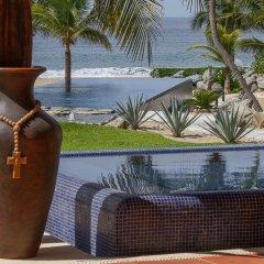 Отель Las Palmas Beachfront Villas Мексика, Коакоюл - отзывы, цены и фото номеров - забронировать отель Las Palmas Beachfront Villas онлайн бассейн