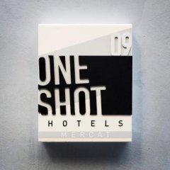 Отель One Shot Mercat 09 удобства в номере фото 2