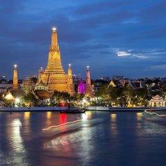 Отель Chetuphon Gate Бангкок приотельная территория