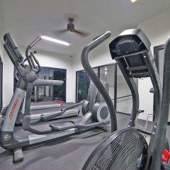 Отель Surintra Boutique Resort фитнесс-зал фото 4
