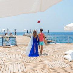 White City Resort Hotel Турция, Аланья - отзывы, цены и фото номеров - забронировать отель White City Resort Hotel онлайн приотельная территория