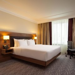 Гостиница Хилтон Гарден Инн Ульяновск комната для гостей фото 4