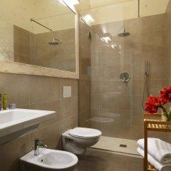 Апартаменты Luxury Apartments Piazza Signoria Флоренция ванная фото 2