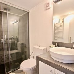 Отель Akicity Real In Лиссабон ванная