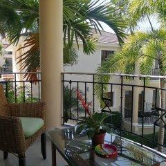Отель Beatiful condo rosa hermosa Доминикана, Пунта Кана - отзывы, цены и фото номеров - забронировать отель Beatiful condo rosa hermosa онлайн балкон