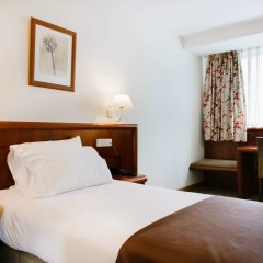 Отель Rafael Ventas Мадрид комната для гостей фото 2