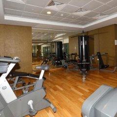 Отель VacationBAY-DIFC-Liberty House Дубай фитнесс-зал фото 2