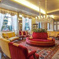Отель Abano Ritz Hotel Terme Италия, Абано-Терме - 13 отзывов об отеле, цены и фото номеров - забронировать отель Abano Ritz Hotel Terme онлайн интерьер отеля фото 3