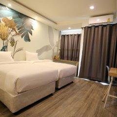 Bangkok Oasis Hotel комната для гостей
