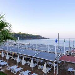 Aska Buket Resort & Spa Турция, Окурджалар - отзывы, цены и фото номеров - забронировать отель Aska Buket Resort & Spa онлайн приотельная территория
