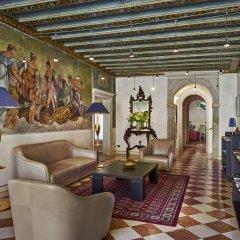 Отель Gardena Hotel Италия, Венеция - отзывы, цены и фото номеров - забронировать отель Gardena Hotel онлайн интерьер отеля