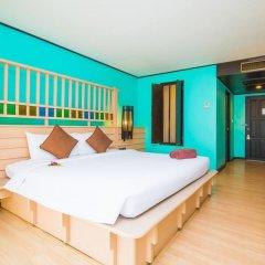 Phuket Island View Hotel 3* Стандартный номер с различными типами кроватей фото 7