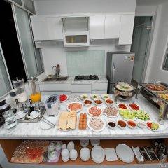 Отель ACE Hotel Вьетнам, Хошимин - отзывы, цены и фото номеров - забронировать отель ACE Hotel онлайн питание фото 2