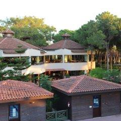 Отель Champion Holiday Village балкон