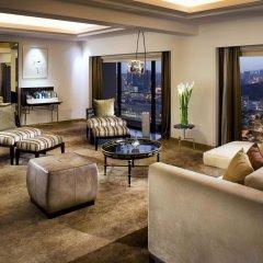 Отель Pan Pacific Singapore комната для гостей фото 5