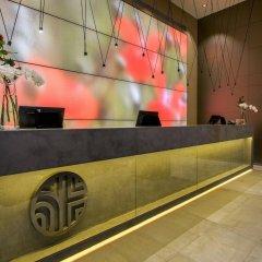 Отель NH Sanvy Испания, Мадрид - отзывы, цены и фото номеров - забронировать отель NH Sanvy онлайн интерьер отеля