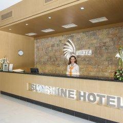 Отель Sunshine Crete Beach - All Inclusive интерьер отеля фото 2
