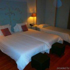 Santana Hotel Паласуэлос-де-Эресма комната для гостей