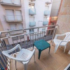 Отель Apartamentos AR Nautic Испания, Бланес - отзывы, цены и фото номеров - забронировать отель Apartamentos AR Nautic онлайн балкон