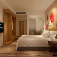 Отель Hilton Garden Inn Kuala Lumpur Jalan Tuanku Abdul Rahman South комната для гостей