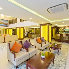 Silk Luxury Hotel & Spa интерьер отеля