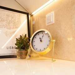 Апартаменты Cosy Studio in Lapa District Лиссабон ванная