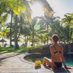 Отель Trou aux Biches Beachcomber Golf Resort & Spa бассейн