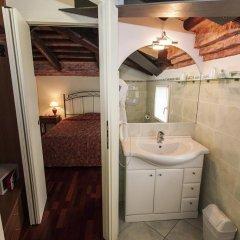 Отель Residence Bertolini Италия, Падуя - отзывы, цены и фото номеров - забронировать отель Residence Bertolini онлайн ванная