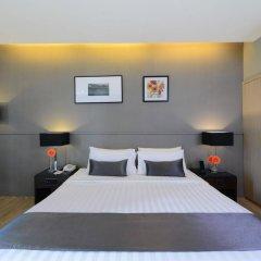 Отель At Mind Serviced Residence сейф в номере