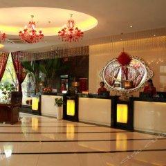 Tian Hai Chain Hotel (Jiujiang RT-Mart Jiurui Road) гостиничный бар