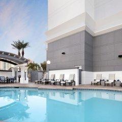 Отель Las Vegas Marriott бассейн фото 2