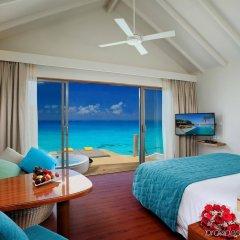 Отель Centara Ras Fushi Resort & Spa Maldives Мальдивы, Велиганду Хураа - отзывы, цены и фото номеров - забронировать отель Centara Ras Fushi Resort & Spa Maldives онлайн комната для гостей фото 2