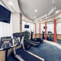 Отель Mercure Shanghai Royalton фитнесс-зал фото 2