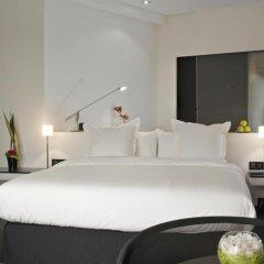 Отель Hilton Madrid Airport комната для гостей фото 6