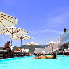 Отель Maritime Hotel Nha Trang Вьетнам, Нячанг - отзывы, цены и фото номеров - забронировать отель Maritime Hotel Nha Trang онлайн бассейн