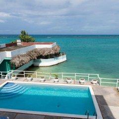 Отель Ocean Sands бассейн