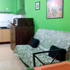 Апартаменты Apartment With one Bedroom in Las Playitas, With Wonderful sea View, Furnished Terrace and Wifi - 300 m From the Beach Лас-Плайитас в номере фото 2