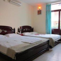 Thu Hien Hotel Нячанг сейф в номере