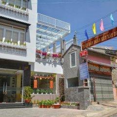 7S Hotel Duy Vinh Da Lat Далат вид на фасад