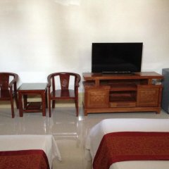 Отель Hoa Hung Homestay удобства в номере