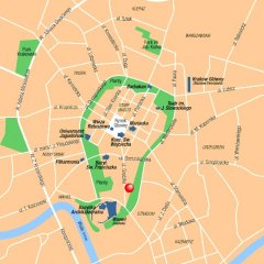 Отель Rezydent Польша, Краков - 1 отзыв об отеле, цены и фото номеров - забронировать отель Rezydent онлайн городской автобус