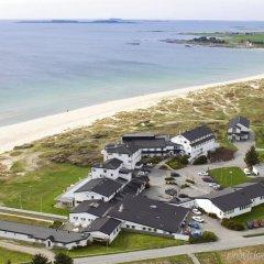 Sola Strand Hotel пляж