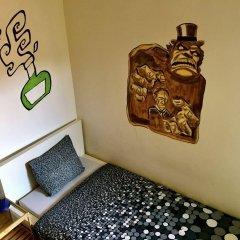 Penthouse Privates Hostel Будапешт комната для гостей фото 4