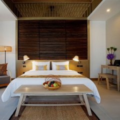 Отель Mandarava Resort and Spa Karon Beach в номере