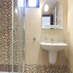 Отель Vitosha Downtown Apartments Болгария, София - отзывы, цены и фото номеров - забронировать отель Vitosha Downtown Apartments онлайн ванная
