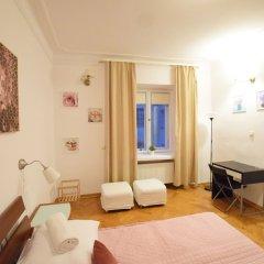 Апартаменты Elegant Apartment Universitas Варшава комната для гостей фото 2